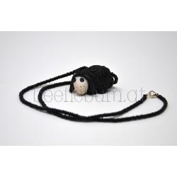 Kette, Schaf, schwarz