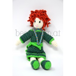 Häkel-Puppe