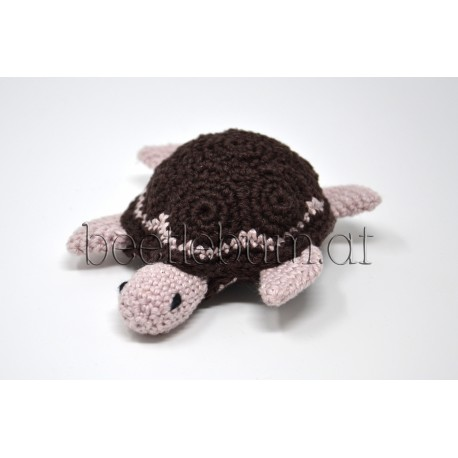 Häkeltier Schildkröte