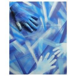 """Bild """"Hands"""""""