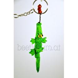 Schlüsselanhänger, Krokodil