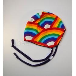 Wendemütze, Regenbogen